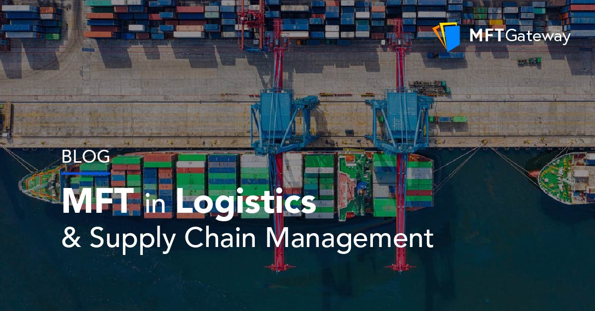 MFT in Logistics & Supply Chain Management